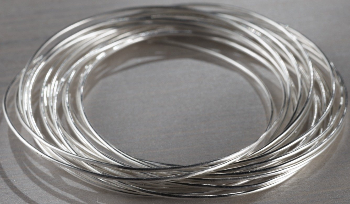 Special Sale 4030202 OTM 4030202 Thin Bangle Silver