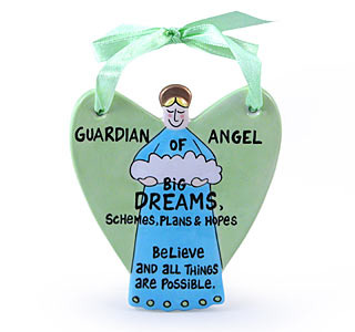 Special Sale 23505 Our Name is Mud 23505 Big Dreams Guardian Angel