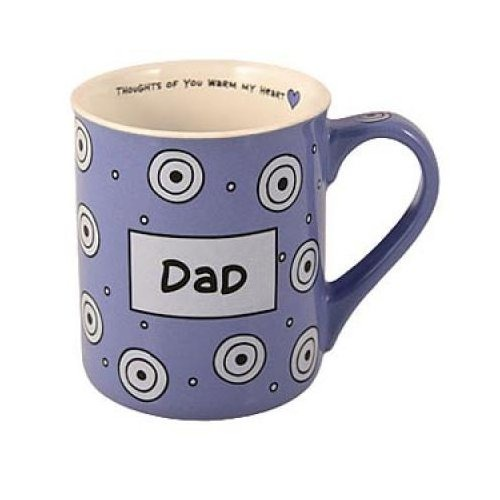 Special Sale 4014497 Our Name is Mud 4014497 Heartwarmer Dad Coffee Mug