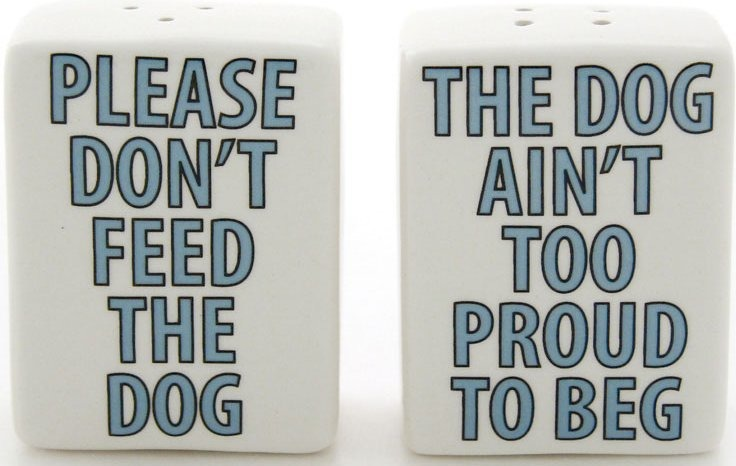 Special Sale 4031074 Our Name is Mud 4031074 Please Don't Feed The Dog S&P