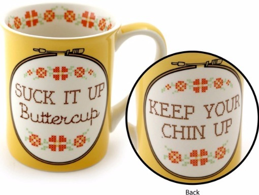 Our Name is Mud 4058225 Mug - Buttercup