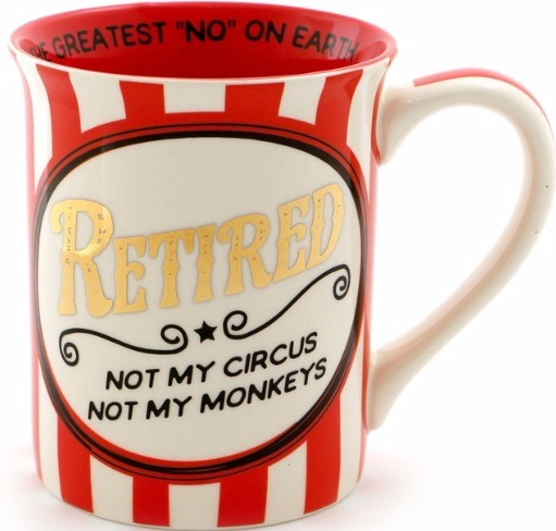 Our Name is Mud 6000538 Retired Circus Mug