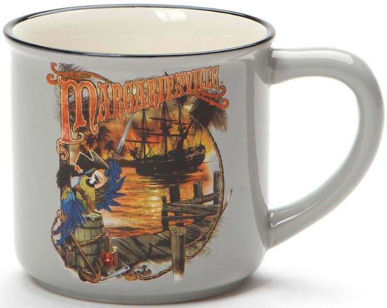 Our Name is Mud 6001329 Margaritaville Camper Mug