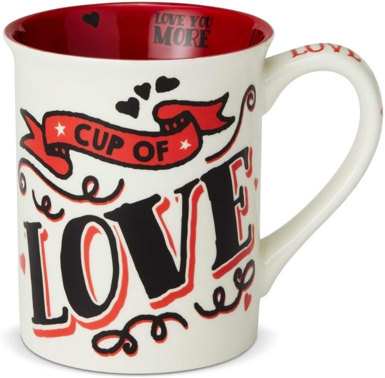 Our Name is Mud 6002461N Mug Cup of Love