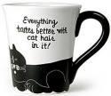 Our Name is Mud 16440 Cat Hair Mug