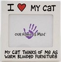 Our Name is Mud 4011251 I Heart My Cat