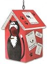 Our Name is Mud 4012030 Cat Birdhouse