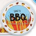 Our Name is Mud 4012039 Dad's Bbq Platter