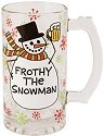 Our Name is Mud 4017778 Frothy The Snowman
