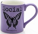 Our Name is Mud 4020629 Social Butterfly