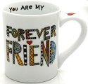Our Name is Mud 4024417 Friends Forever Mug