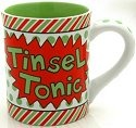 Our Name is Mud 4024432 Tinsel Tonic Mug