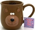 Our Name is Mud 4024454 Bear Hug Mug