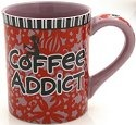 Our Name is Mud 4024599 Coffee Addict Mug