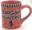 Our Name is Mud 4024602 Bargain Hunter Mug