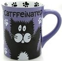 Our Name is Mud 4026111 Catffeinated Mug