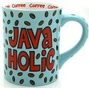 Our Name is Mud 4026123 Java Holic Mug