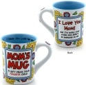 Our Name is Mud 4026928 Mom's Mug A Gift From Your Favorite Child Mug