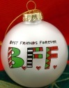 Our Name is Mud 4028067 Best Friends Forever Ornament Ornament