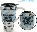 Our Name is Mud 4031115 A Warm & Fussy Creature Is Travel Mug