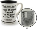 Our Name is Mud 4032436 Cat Mother of The Year Mug