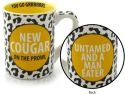 Our Name is Mud 4036948 New Cougar Mug 16 Oz