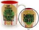 Our Name is Mud 4038333 Breathe Baseball Mug