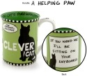 Our Name is Mud 4041710 Clever Cat Mug