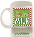 Our Name is Mud 4041757 Dunk Milk and Cookies Mug