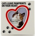Our Name is Mud 4044240 Frame Cat Paw Prints