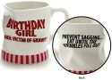 Our Name is Mud 4048766 Mug Novelty Birthday Girl