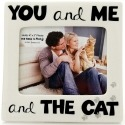 Our Name is Mud 4048793 Frame You and Me Cat