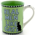 Special Sale 4048795 Our Name is Mud 4048795 Real Men Like Cats