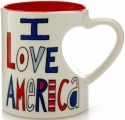 Our Name is Mud 4050679 Mug Heart America
