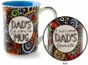Our Name is Mud 4054443 Mug Cuppa Dad's Favorite