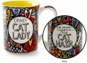Our Name is Mud 4054444 Mug Cuppa Cat Lady