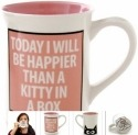 Special Sale 4054517 Our Name is Mud 4054517 Cat Face Mug