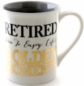 Our Name is Mud 4054536 Mug Retired Gold