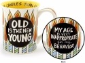 Our Name is Mud 4056348 Mug Old Is New Young