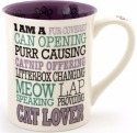 Our Name is Mud 4056366 Mug Cat Lover Occupation