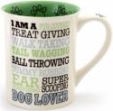 Our Name is Mud 4056367 Mug Dog Lover Occupation