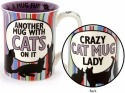 Our Name is Mud 4056392 Mug Crazy Cat
