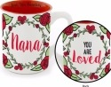 Our Name is Mud 4057553 Mug Nana Floral