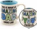 Our Name is Mud 4057635 Mug This Amazing Dad Loo