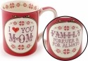 Our Name is Mud 4058224 Mug - Love Mom