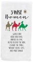 Our Name Is Mud 4062159 3 Wise Women Tea Towel