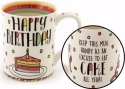 Our Name is Mud 6000086 Birthday Cake Mug