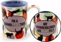 Our Name is Mud 6000114 Cat Grandmeowther Mug