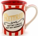 Our Name is Mud 6000538 Retired Circus Mug