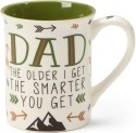 Our Name is Mud 6000554 Smarter Dad Mug